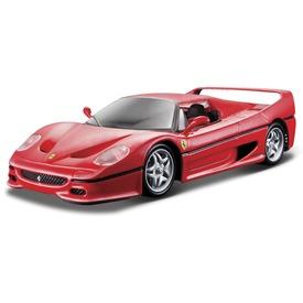 Bburago Ferrari F50 versenyautó 1:24