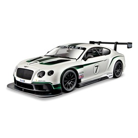 Bburago 1:24R&P Bentley Continental G
