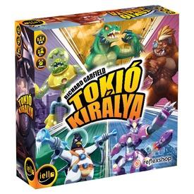 Tokió királya társasjáték Itt egy ajánlat található, a bővebben gombra kattintva, további információkat talál a termékről.