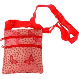 Kicsi 2 cippes vegyes vállraakasztós táska