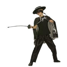 Zorro jelmez - 116-os méret Itt egy ajánlat található, a bővebben gombra kattintva, további információkat talál a termékről.