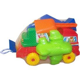 Homokozó készlet teherautóval - többféle Itt egy ajánlat található, a bővebben gombra kattintva, további információkat talál a termékről.