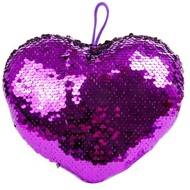 Simogatós szív alakú párna, 3 szín