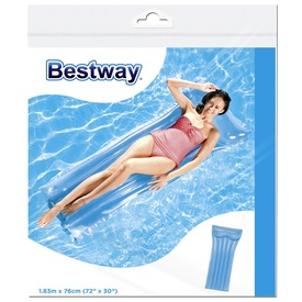 Bestway 44013 Átlátszó - 183 x 76 cm, többféle
