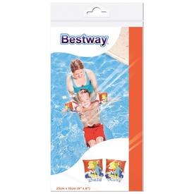 Bestway 32043 Teknős karúszó - 23x 15 cm, többféle