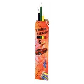 Szines ceruza, 6 Itt egy ajánlat található, a bővebben gombra kattintva, további információkat talál a termékről.