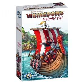 Vikingdoms társasjáték Itt egy ajánlat található, a bővebben gombra kattintva, további információkat talál a termékről.