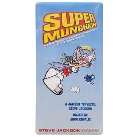 Super Munchkin társasjáték Itt egy ajánlat található, a bővebben gombra kattintva, további információkat talál a termékről.