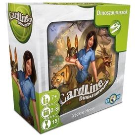 Cardline dinoszauruszok társasjáték