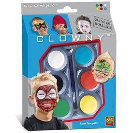 SES Clowny hősök arcfestő 6 darabos készlet Itt egy ajánlat található, a bővebben gombra kattintva, további információkat talál a termékről.