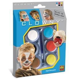 SES Clowny állatok arcfestő 6 darabos készlet Itt egy ajánlat található, a bővebben gombra kattintva, további információkat talál a termékről.