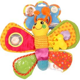 Pillangó puha bébijáték Itt egy ajánlat található, a bővebben gombra kattintva, további információkat talál a termékről.