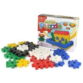 Mega Puzzle műanyag 36 darabos építőjáték