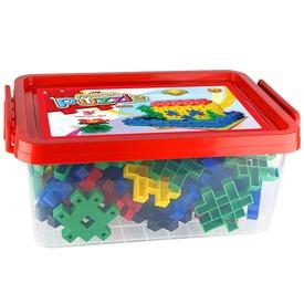Mega Puzzle műanyag 72 darabos építőjáték