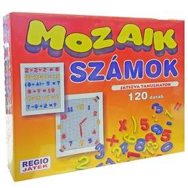Mozaik számok 120 darabos készlet Itt egy ajánlat található, a bővebben gombra kattintva, további információkat talál a termékről.