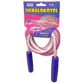 Színes ugráló kötél - 2, 5 m Itt egy ajánlat található, a bővebben gombra kattintva, további információkat talál a termékről.