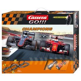 Carrera GO Champions versenypálya Itt egy ajánlat található, a bővebben gombra kattintva, további információkat talál a termékről.