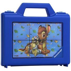Bambi 3 x 2 darabos kockapuzzle Itt egy ajánlat található, a bővebben gombra kattintva, további információkat talál a termékről.