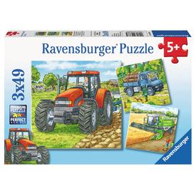 Puzzle 3x49 db - Aratás
