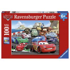 Puzzle 100 db - Verdák