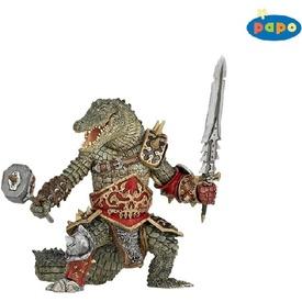 Papo krokodil harcos 38955