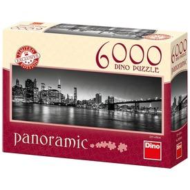 Brooklyn-híd 6000 darabos panoráma puzzle