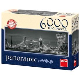 London 6000 darabos panoráma puzzle
