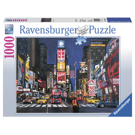 Puzzle 1000 db - Time Square, NYC
