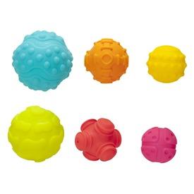 Érzékfejlesztő labda 6 darabos készlet Itt egy ajánlat található, a bővebben gombra kattintva, további információkat talál a termékről.