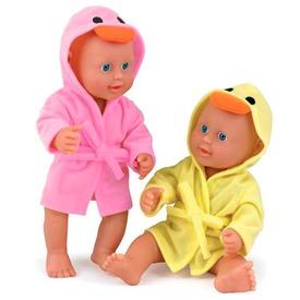 Fürdethető baba - 25 cm, többféle Itt egy ajánlat található, a bővebben gombra kattintva, további információkat talál a termékről.