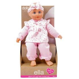 Ella puha baba - 30 cm, többféle Itt egy ajánlat található, a bővebben gombra kattintva, további információkat talál a termékről.