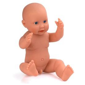 Fürdethető fiú baba - 41 cm
