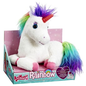 Rainbow Szivárványos unikornis