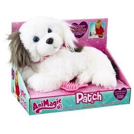 Animagic Patch kutya interaktív plüssfigura