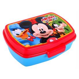 Műa. Mickey szendvicsdoboz  Itt egy ajánlat található, a bővebben gombra kattintva, további információkat talál a termékről.