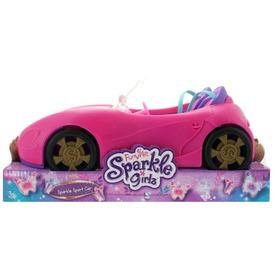 Sparkle Girlz kabrió autó készlet