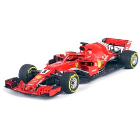 Bburago Ferrari SF90 versenyautó 1:43