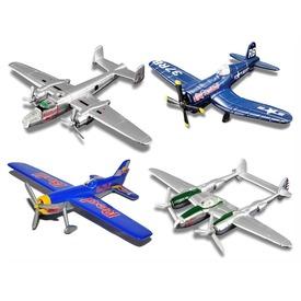 Bburago Flying Bulls fém repülő - 1:43 többféle