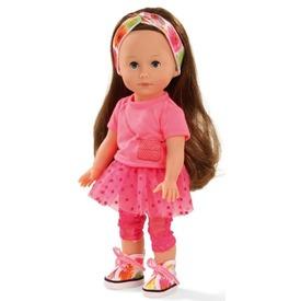 Götz: Chloe barna hajú baba - 27 cm Itt egy ajánlat található, a bővebben gombra kattintva, további információkat talál a termékről.