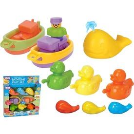 Műanyag 10 darabos fürdőjáték készlet Itt egy ajánlat található, a bővebben gombra kattintva, további információkat talál a termékről.