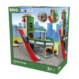 BRIO Parkoló garázs