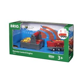 BRIO Távirányítású mozdony