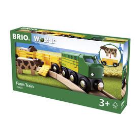 BRIO Farm vonat