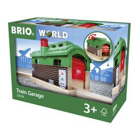 BRIO Vonat garázs