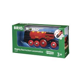 BRIO Nagy piros lokomotív