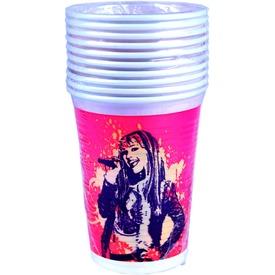 Hannah Montana 10 darabos műanyag pohár - 2 dl Itt egy ajánlat található, a bővebben gombra kattintva, további információkat talál a termékről.