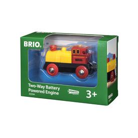 BRIO Elemes két irányú mozdony