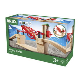 BRIO Felnyitható híd