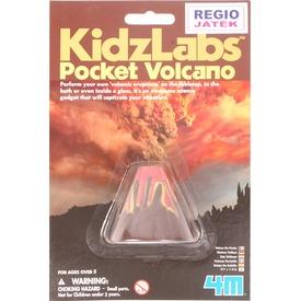 4M mini vulkán készlet