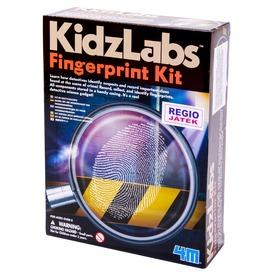 4M ujjlenyomat rögzítő készlet